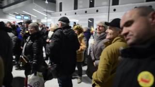 Mannequin Challenge na Łódź Fabryczna