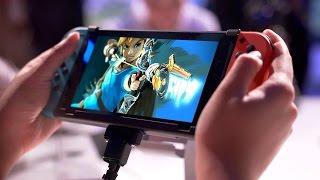 Nintendo Switch: Hands-On & Mein erster Eindruck! - felixba