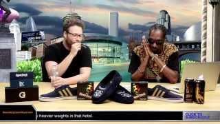 Seth Rogen, Snoop, Cross Joints & Chronic GGN