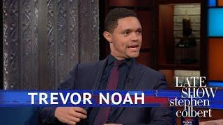 Trevor Noah Was Low Key In