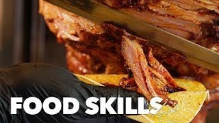 Why Tacos Al Pastor Are the Perfect Bar Food | Food Skills