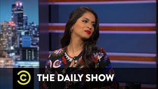 "Lilly Singh - Taking Fans on ""A Trip to Unicorn Island"": The Daily Show"