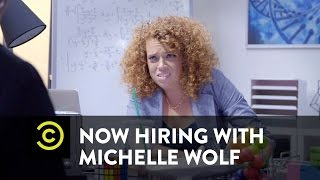 Now Hiring with Michelle Wolf - Friday