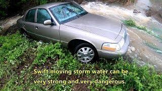 Rotator Swift Water Recovery    Mercury Mayhem   Mercury Sticks the Landing, On The Rocks, In The Wa