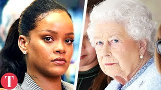 10 Times Queen Elizabeth Was Disrespected In Public