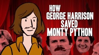 How George Harrison Saved Monty Python