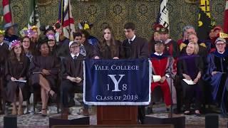 Yale Graduation Speaker Breaks Up with Boyfriend During Speech   Rebecca Shaw and Ben Kronengold