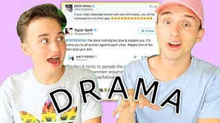 LUCAS & JACOB: Twitter Drama and Hate Comments