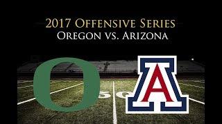 Oregon Offense vs. Arizona Defense (2017)