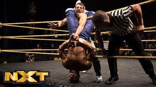 "Andrade ""Cien"" Almas vs. Johnny Gargano - NXT Championship Match: WWE NXT, Feb. 21, 2018"