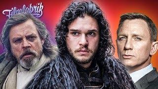 GAME OF THRONES: Staffel 7 - weiterer LEAK | OBI-WAN KENOBI-Film | JAMES BOND 25: Daniel Craig dabei