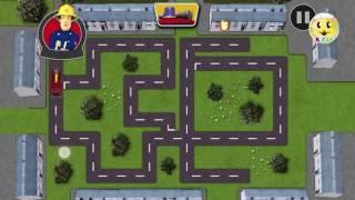 Let's Play Feuerwehrmann Sam auf Deutsch ❖ Neue Folgen der Spiele App   HD Part 7.