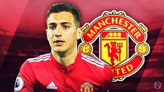 DIOGO DALOT - Welcome to Man United - Unreal Skills, Tackles, Goals & Assists - 2018 (HD)