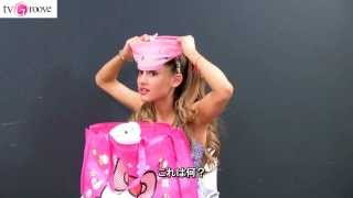 ARIANA GRANDE Interview in JAPAN(Exclusive) アリアナ・グランデ 初来日インタビュー