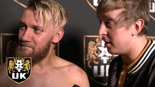 Flash Morgan Webster & Mark Andrews aim to make history: NXT UK Exclusive, Aug. 21, 2019