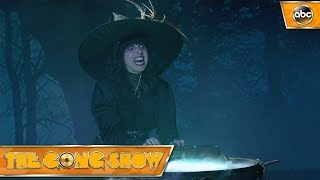The Witch Cackler – The Gong Show