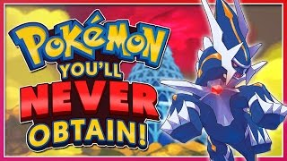 Top 5 Pokémon You