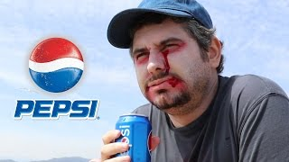 Pepsi Saves the World