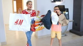 OUTFIT SHOPPING CHALLENGE!!!! ANY STORE / NO BUDGET