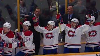 Gotta See It: Predators miss empty net, Canadiens score seconds later to tie it
