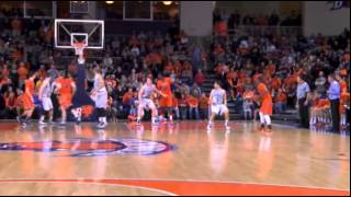 Bucknell vs. Colgate - Worst Basketball Call Ever