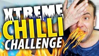 XTREME CHILLI CHALLENGE! - mit Papa [PRANK]