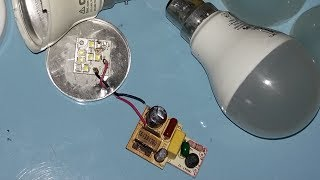 How to repair/fix LED bulb just in 5 minuts