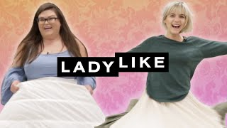 We Wore Hoopskirts For A Day • Ladylike