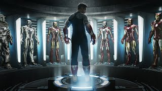 [OLD VERSION] All Suit-Up Sequences By Robert Downey Jr.