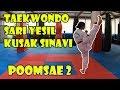 Taekwondo Sarı yeşil Kuşak Sınavı *...mp3