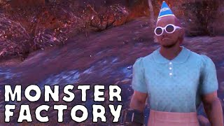 Nothing will stop Slime Burger from going to Camden Park   Monster Factory