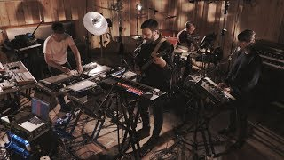Mount Kimbie Live (EB.TV Studio Session)