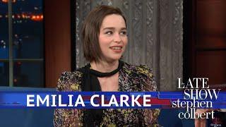 Emilia Clarke Told One Person How