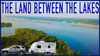 Discovering Western Kentucky, the Kentucky Lakes, the Land Between the Lakes, the Kentucky Dam