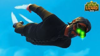 JOHN WICK GOES ON A RESCUE MISSION!! Fortnite Short Film