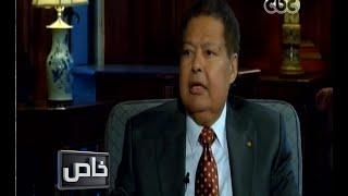 خاص | لقاء مع العالم د. أحمد زويل بعد تكريم جامعة كالتك | الجزء 2