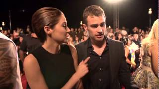 Shailene and Theo Best Moments Part 2