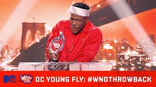 DC Young Fly Does His Best Wendy Williams 😂 | Wild