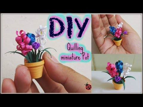 Paper Quilling Art How To Make A Candle Holder Birthday Gift
