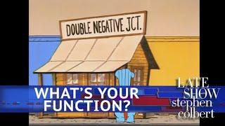 Schoolhouse Rock! Presents: Double Negative Junction
