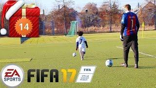 VB Junior spielt FIFA | ViscaBarca´s Türchen #14