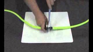 Flexzilla® Pro Air Hose Field Repair Process