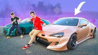 WE GOT MATCHING CARS! **bestfriend goals**
