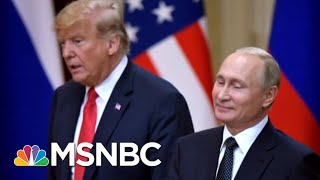 Russian President Vladimir Putin Has Killed People Who Stood Up To His Rule | Velshi & Ruhle | MSNBC