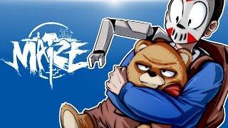 Maize - BUILDING TEDDY BEAR!!! (Creepy Corn Monster!) Ep. 2