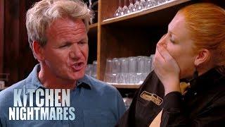 Gordon WALKS OUT Of Restaurant   Kitchen Nightmares