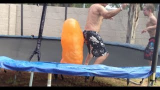 Giant morphing water balloon! (hilairious...lol) ;)