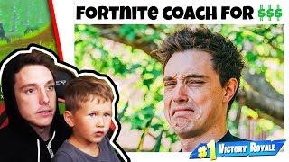 i became a fortnite coach