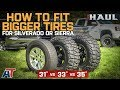 How To Fit Larger Tires on Your Chevy Si...mp3