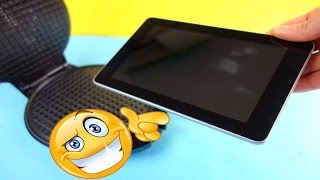 Experiment - Waffeleisen Vs Tablet!!!